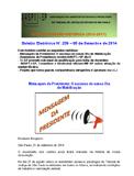 BEL - Boletim Eletrônico Nº 239