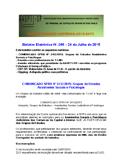 BEL - Boletim Eletrônico Nº 266