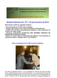 BEL - Boletim Eletrônico Nº 277