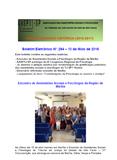 BEL - Boletim Eletrônico Nº 284