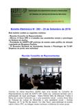 BEL - Boletim Eletrônico Nº 293