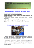 BEL - Boletim Eletrônico Nº 295